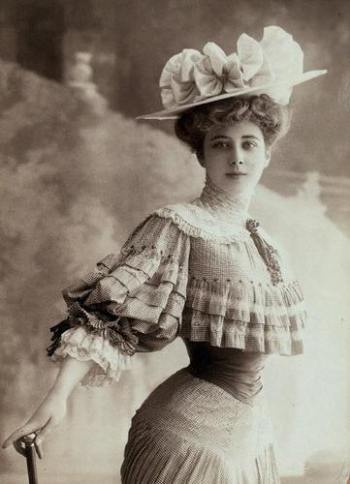 gibson-girl-beauty-ages