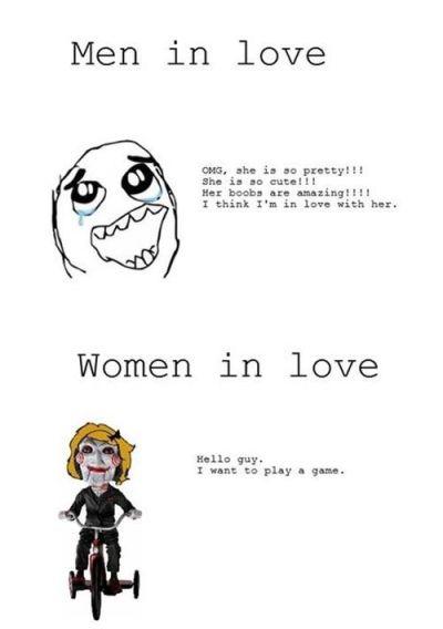 men women in love