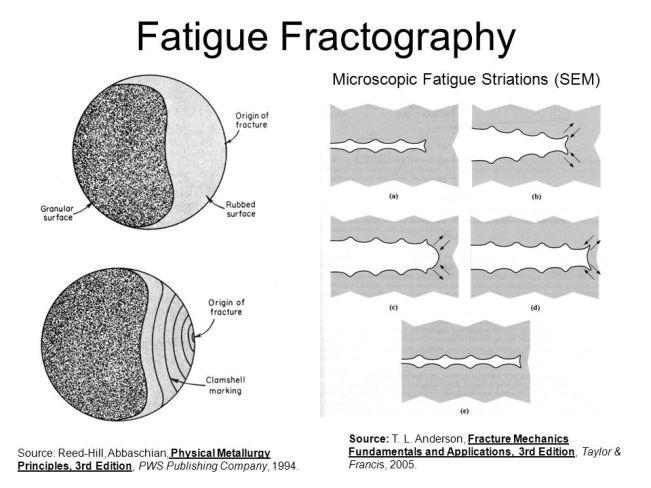Fatigue Fractography