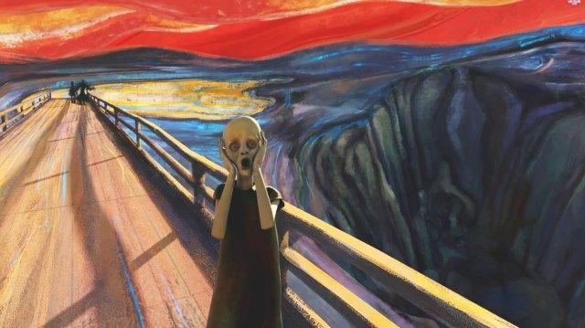 Pink Floyd Scream