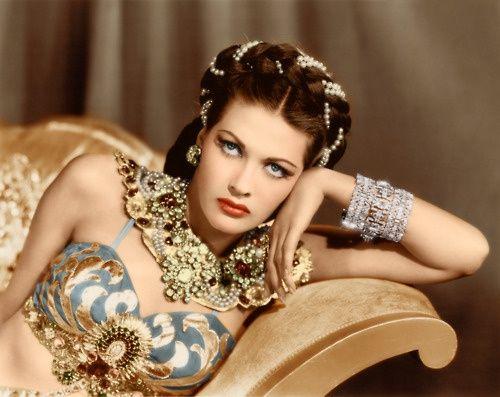 Yvonne DeCarlo 1947