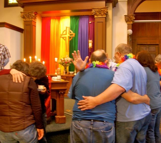 gay communion 1