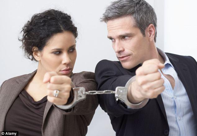 handcuff allyship