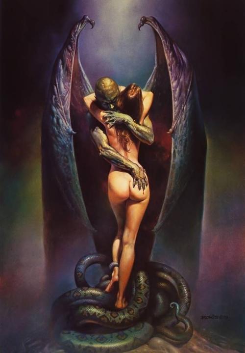 boris vallejo demon lover