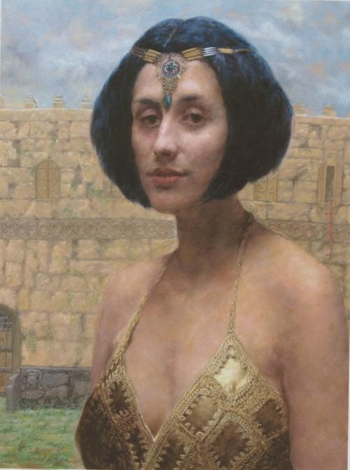 Ted Seth Jacobs - Rahab
