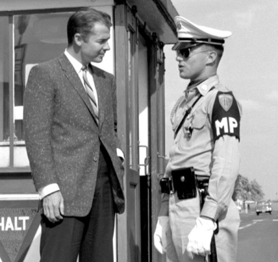 Audie Murphy and the MP