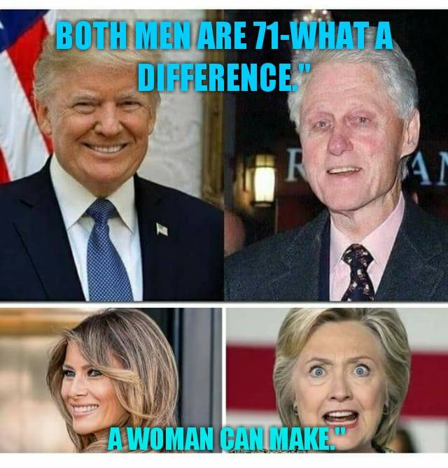 What a difference a woman can make