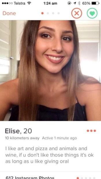 Elise oral