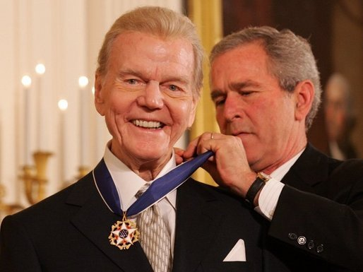 Paul Harvey Presidential Medal of Freedom