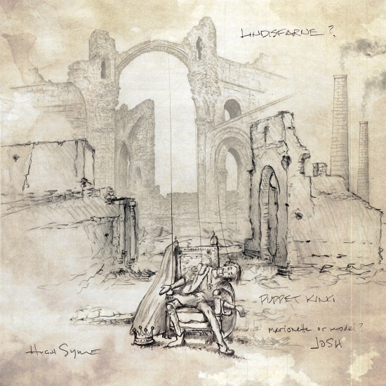 Rush Farewell to Kings Lithograph-2