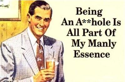 Meme ahole manly essence