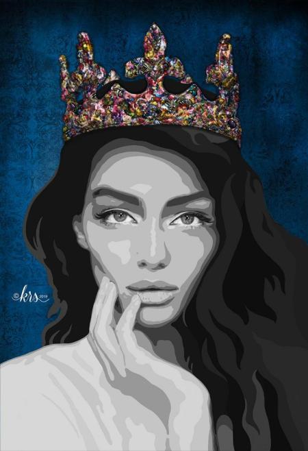 Kristel Bechara Queen