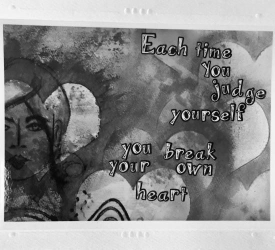 you break your own heart