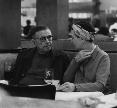 sartre beauvoir old