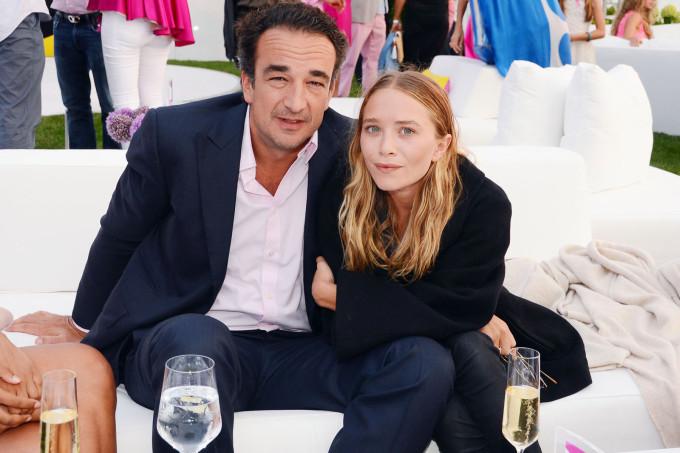 Olivier Sarkozy Mary Kate Olsen